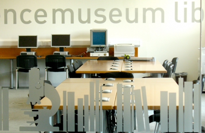 Science Museum - resource room