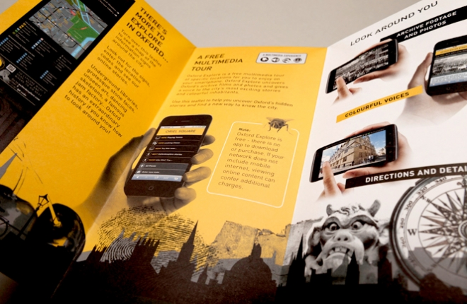Oxford Explore user leaflet