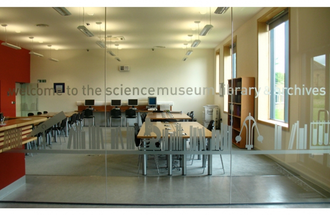 Science Museum - library