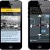 Oxford Explore, mobile interface